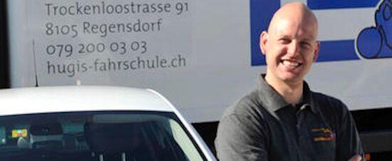 ThomasHugelshofer – Hugi's Fahrschule