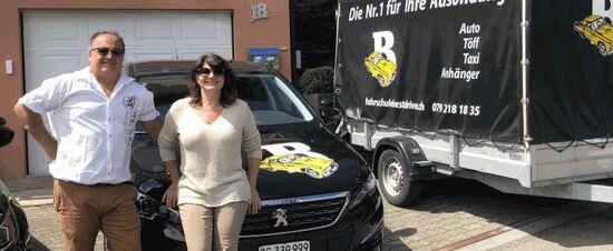 Jolanda & BrunoBrülisauer – Fahrschule Bestdrive GmbH