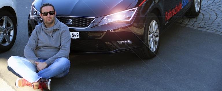 Fahrschule auto kennenlernen